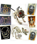 Halloween Lights Decorations Animated Decor Wall Hangings and More - $15.83+