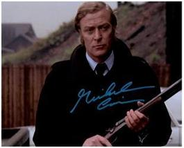 MICHAEL CAINE  Authentic Original SIGNED AUTOGRAPHED PHOTO w/ COA 416 - $48.00