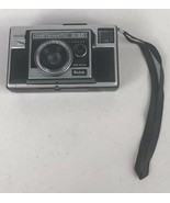Kodak INSTAMATIC X-35 CAMERA with strap - made in USA Untested Free Ship... - $13.13