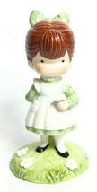 "Vintage Joan Walsh Anglund Porcelain Collectible ""Friend"" 1981 Great Col... - $14.59"