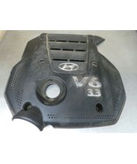 06 07 08 Hyundai Sonata 3.3L Engine Appearance Cover 292403C150  94667 - $67.16