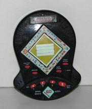 Monopoly Jackpot Electronic Hand  Held Game 1999 Hasbro - $12.98