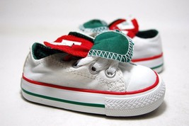 Converse All Star Chuck HI Double Thong 705655 Baby Toddler Shoes image 2