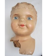 AM Doll Antique Composition Head Goth Steampunk Haunted House Halloween ... - $35.63