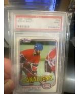 PSA 9 - 1981-82 Topps # 34 Steve Shutt Canadiens Habs - $44.01