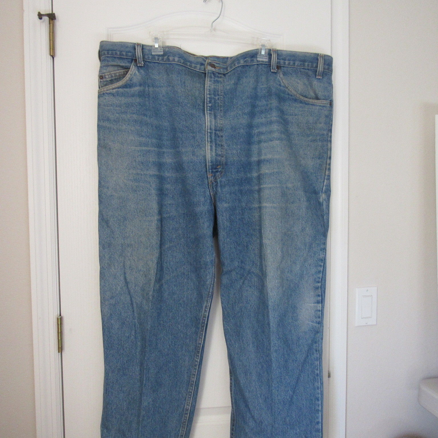 67fee35fd6d Men's Levi 540 Jeans 52 32 USA and 50 similar items. 57