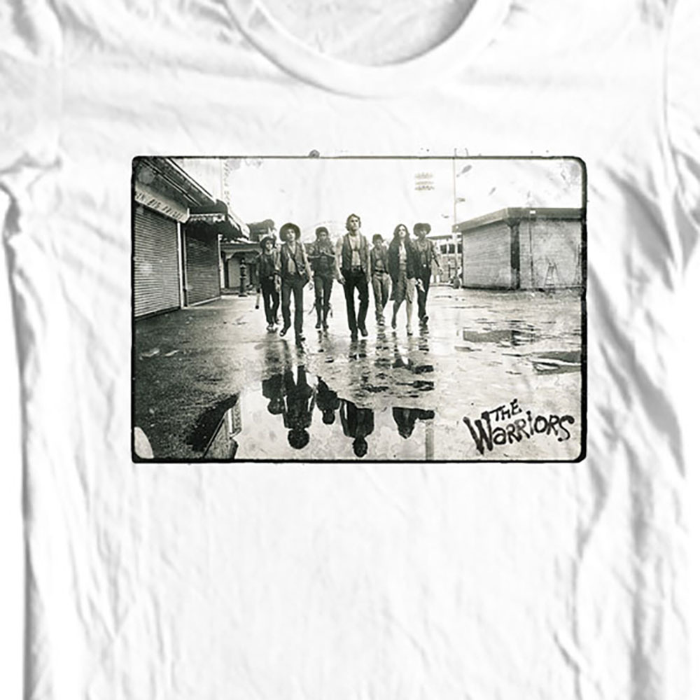 Hic tee shirt for sale online store 1970 s 70 s pop culture  cult film classic theatre vhs white
