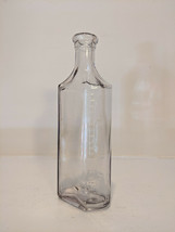 1920s-1930s Apothecary Bottle 3iii  Druggist Antique Prescription Bottle Owens - $20.00