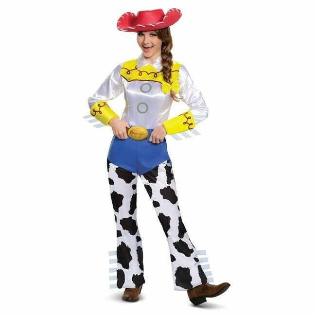 Primary image for Disguise Disney Toy Story Jessie Deluxe Adult Womens Halloween Costume 50551
