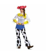 Disguise Disney Toy Story Jessie Deluxe Adult Womens Halloween Costume 5... - $49.99