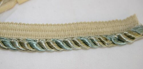 Conso 021970PR10JA Ocean Multi Color Lip Cord Trim 12 Yards