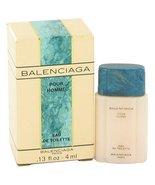 BALENCIAGA POUR HOMME by Balenciaga Mini EDT .13 oz for Men - 100% Authe... - $13.71