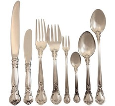Chantilly by Gorham Sterling Silver Flatware Set for 12 Service 108 Pieces