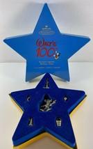 Hallmark Disney 2001 WALTS 100th Sorcerer Apprentice 6 Pewter Fantasia O... - $19.79