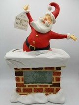 Hallmark Keepsake - Countdown to Christmas Santa Claus - Table Clock  - $118.75
