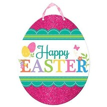 "Happy Easter Egg Value Sign  11 1/2"" x 11 1/2"""" - $10.44"