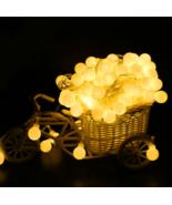 Cherry Balls Fairy String Decorative Lights Wedding Christmas Outdoor Ga... - $33.99