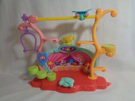 2006 Hasbro Littlest Pet Shop Tricks & Talent Show Stage Play Set - no pets - $8.29