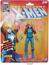 Marvel Legends Dazzler X-Men Retro Wave 1 Action Figure 6-Inch IN STOCK - $21.95