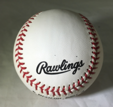 LOU BROCK / MLB HALL OF FAME / AUTOGRAPHED NL BASEBALL IN CUBE / STEINER MLB COA image 4
