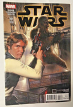 Star Wars #1 Loot Crate Exclusive Han Solo and Chewy Variant VF-NM - $11.55