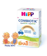 HiPP Combiotic HA 1 First Infant Milk No Starch FREE EXPEDITED SHIPPING - $28.95