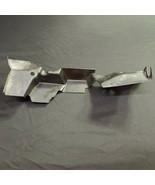2001 Cavalier Under-Hood Lock Latch Mechanism Cover Guard Trim, Plastic, Black - $16.16