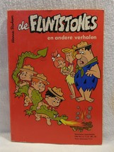 Flintstones 1966 HBP Dutch Comic Book 66 No. 12 - 9 Comic Strip Stories ... - $7.95