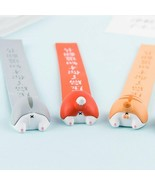 Aihao® Cute Cat Dog Fox Ass Hamster Bookmarks Creative Book Mark For Books - $4.92