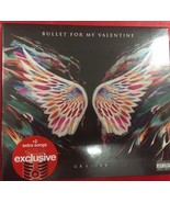 Bullet For My Valentine Gravity 2018 Target Exclusive CD 2 Bonus Songs - $19.21