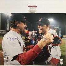 Autographed/Signed YADIER MOLINA & TONY LA RUSSA Cardinals 16x20 Photo J... - $149.99