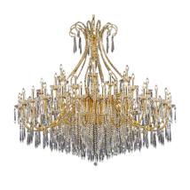 "AM4500A: Large ""Marseilles"" Chandelier (48""-78""W) $5,656+ - $5,656.00"