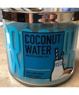 Coconut Water Bath & Body Works Candle New 14.5 oz - $29.99