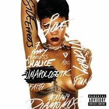 Unapologetic [CD/DVD Combo][Deluxe Edition][Explicit] - $23.99