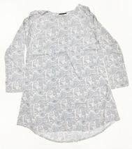 Insight pink paisley pattern dress lady   07 thumb200