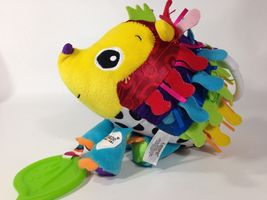 "Lamaze Huey Hedgehog Play & Grow Plush Baby Learning Developmental Toy 7"" - $24.99"