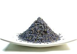 Greenhilltea Premium Loose Tea Organic Lavender tea organic herbal tea 1 LB Bag - $44.37