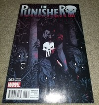 1 Marvel Comics Punisher 3 NM+ 1:25 Variant Ed book 9/16 High Grade CGC it! - $1.99