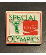 Coca Cola Special Olympics Lapel Pin - $8.91