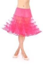 US made  Womens Vintage style Petticoat 50s-Rockabilly Tutu Skirt large ... - $22.28