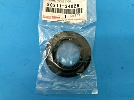 GENUINE TOYOTA VARIOUS MODELS 90311-34026 Oil Seal, Front Drive Shaft, Lh - $12.09