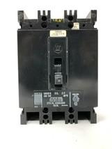 Westinghouse 15A 15 Amp Circuit Breaker 3 Pole 480 Vac , EHB3015 - $18.66
