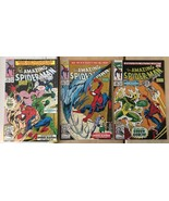 Amazing Spider-Man 368 369 370 Marvel Comic Book Lot 1992 NM+ Condition - $8.09