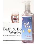 Bath and Body Works Vanilla Berry Sorbet Hand Soap & PocketBac Retired HTF - $20.22