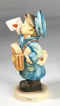 Hummel Goebel Figurine, Postman, Initialed, #119, TMK5, (1972-79) - $34.97