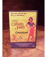 Carmen Jones DVD, Used, 1954, NR, with Dorothy Dandridge, Harry Belafonte - $7.95