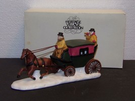 Dept 56 Village - 'Dover Coach #6590-0 - $10.78