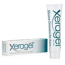 Xeragel 100% Silicone Scar Treatment Ointment - Clinically Proven to Reduce the