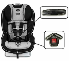 Britax Boulevard and ClickTight Baby Car Seat Harness Chest Clip & Buckl... - $19.79