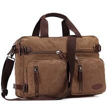 15 Inch Laptop Bag,Sheng TS Hybrid Multifunction Briefcase Messenger Bag Versati